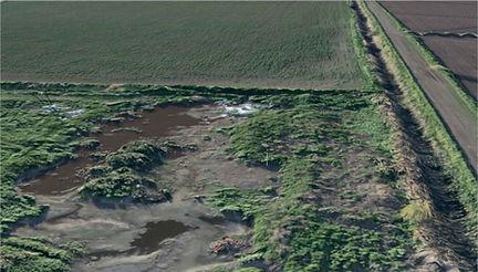 Пример фото местности Агро-Софт