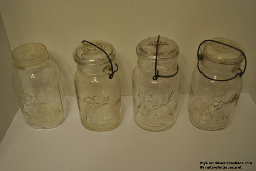 Dating a ball jar by its logo