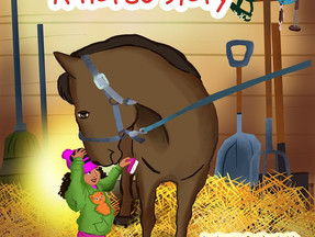 Mrs Annie's Newest Book is Available! Sam and Mel: A Horse Story