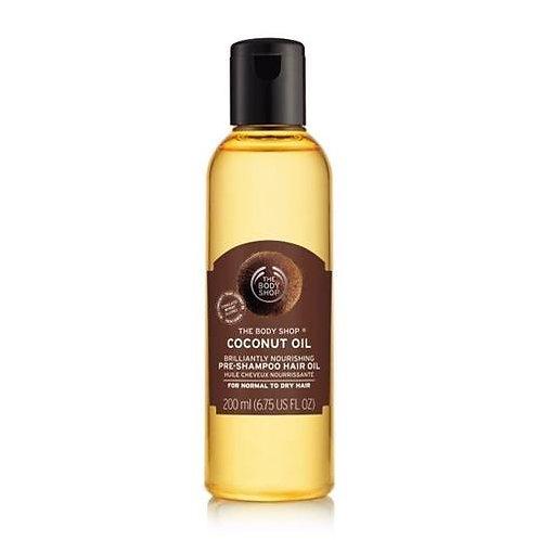Coconut Oil Hair Nourishing Oil