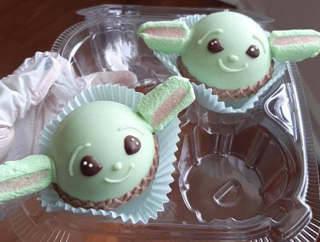 Baby Yoda Bombs