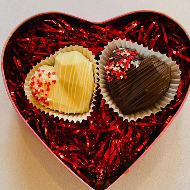 Valentine's Heart Bombs