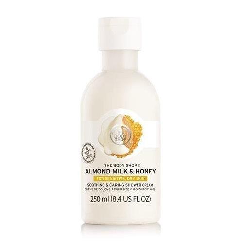 Almond Milk & Honey Shower Gel
