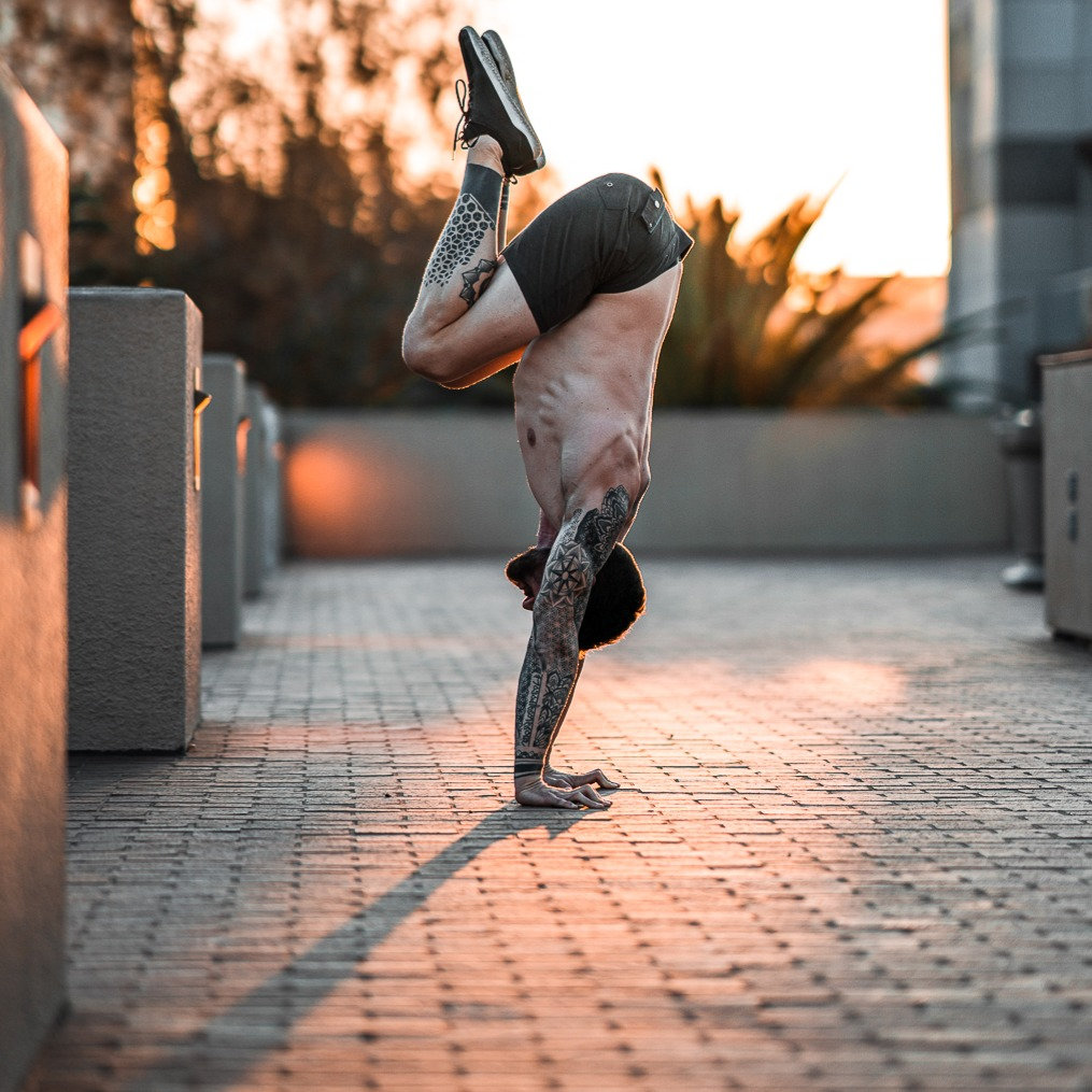 1.5 Hour Handstand Private