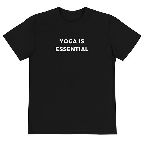 Yoga Is Essential Eco Shirt