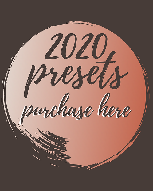 2020 Presets