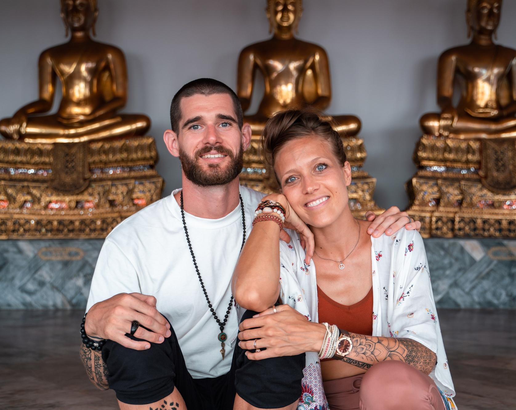 Breathe and Flow | Modern Vinyasa Yoga