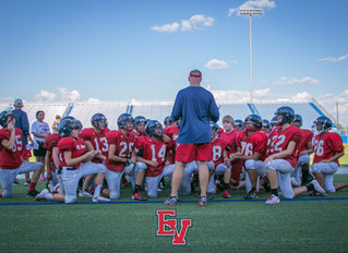 News From Coach Davies Week of 9/29/14