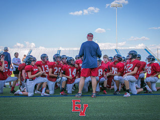 Texas High School Football Article about East View