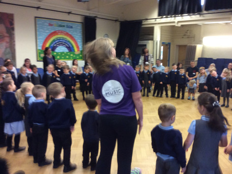A Singing Finale to Term One