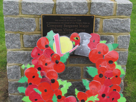 Remembrance Seafront Tour