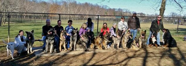 Ballenger Creek Dog Park