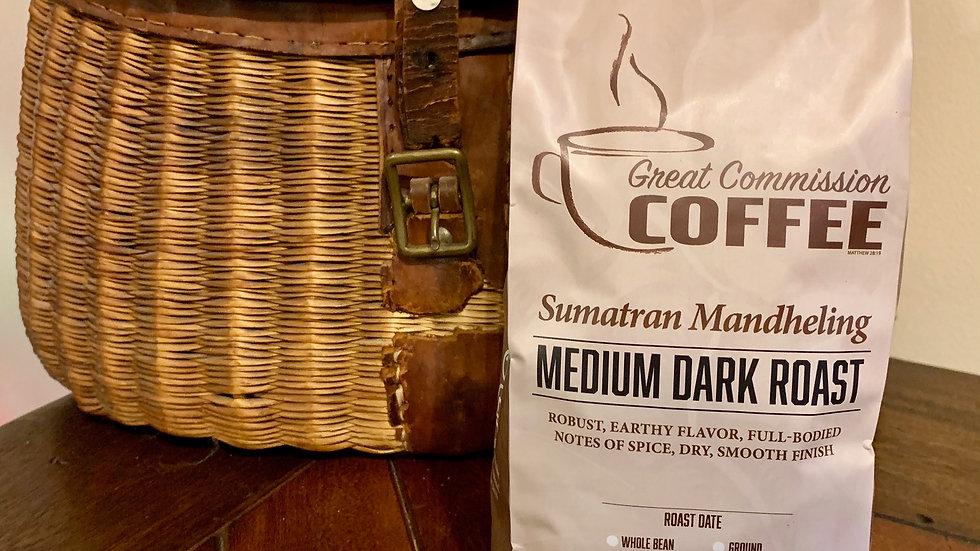 Sumatran Mandheling | Medium Dark Roast