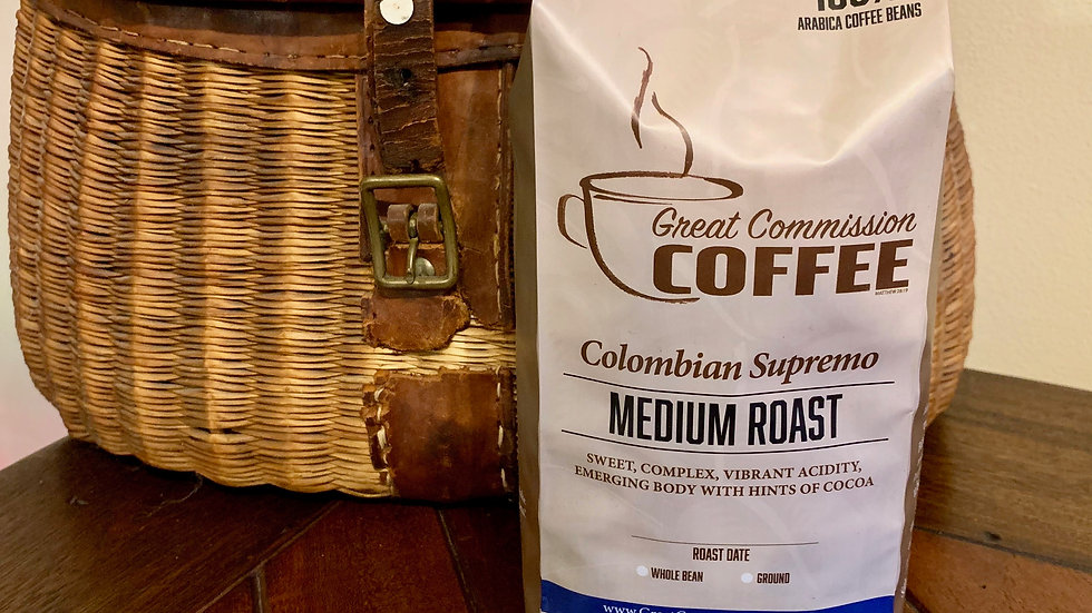 Columbian Supremo | Medium Roast