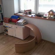 Obývací pokoj - hračky