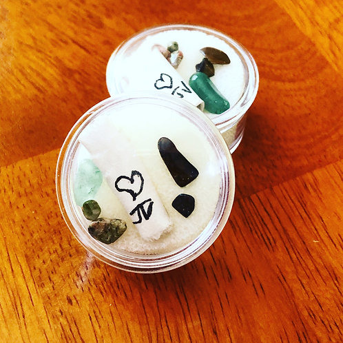 Pocket Sized Healing Crystals