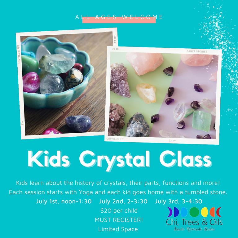 Kids Crystal Class 7/1