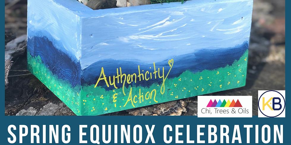Spring Equinox Celebration - 2:30 Session