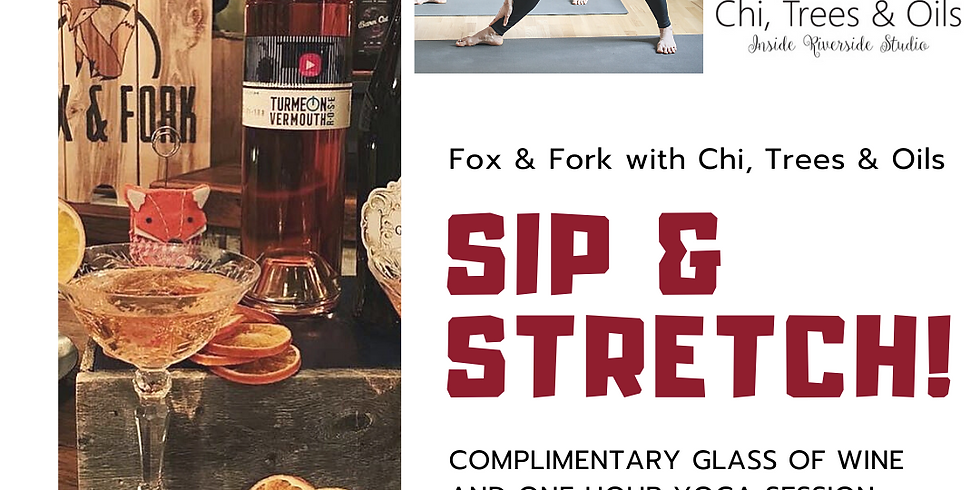 Sip & Stretch