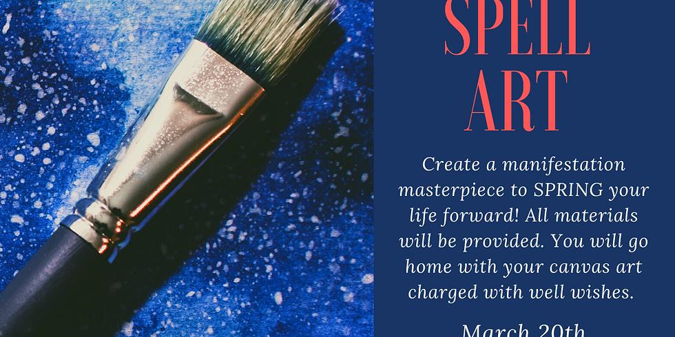 Spring Equinox Spell Art 11-1