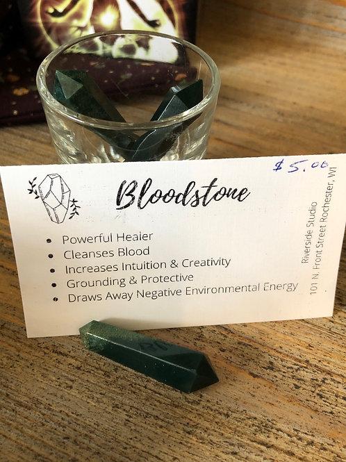 Bloodstone Points