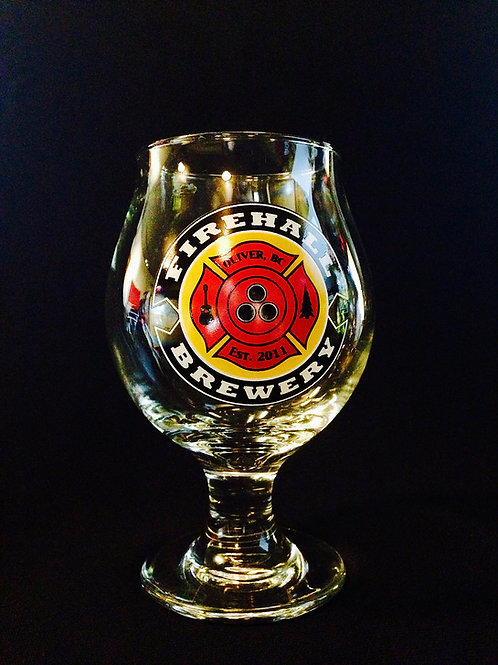 12oz Footed Glass