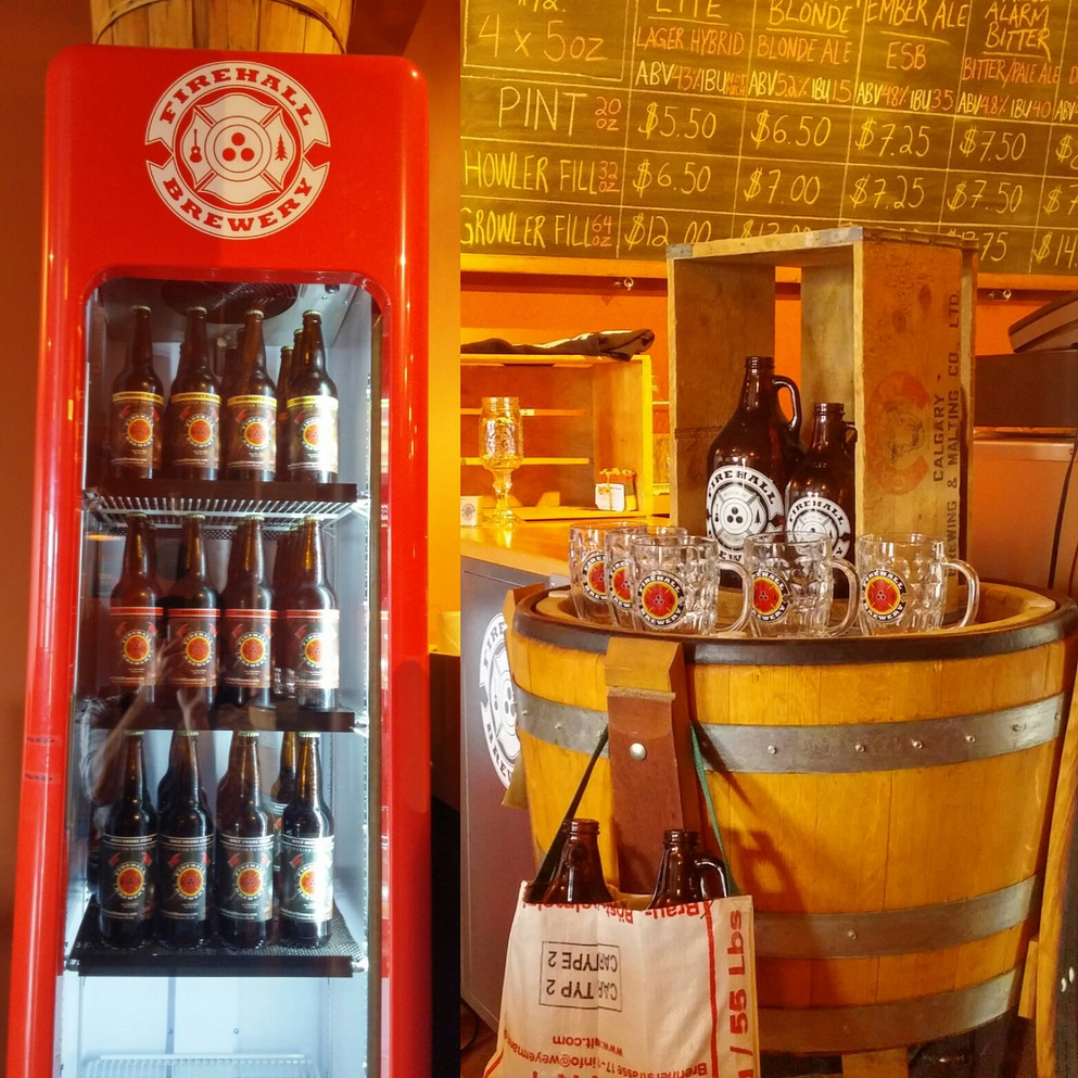 The Beer Shop & Social was starting to look pretty sexy. Boner!