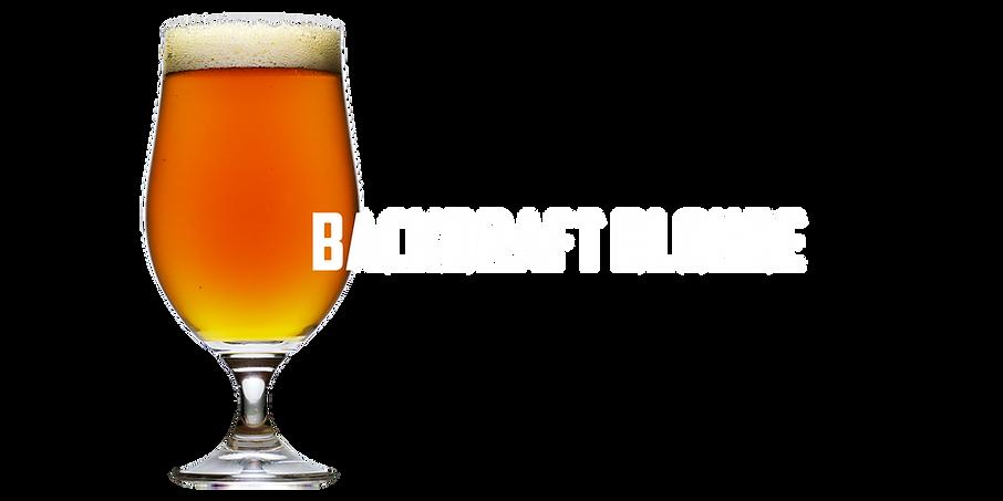 Backdraft Blonde Firehall Brewery Craft Beer