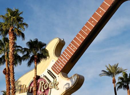 Paradise Tower, Hard Rock Suite