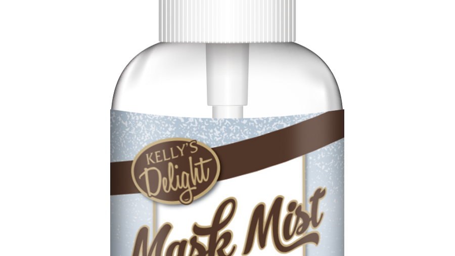 Kelly's Delight: Mask Mist, Keep Calm Scent 2oz