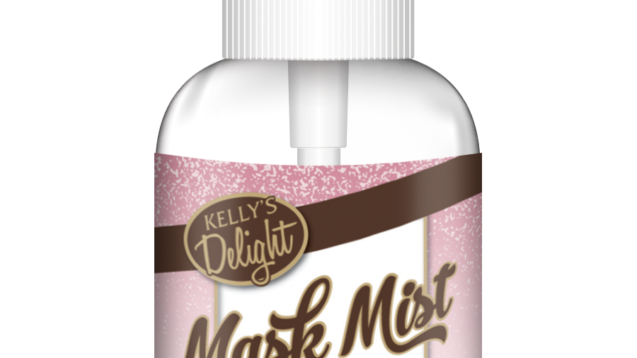 Kelly's Delight: Mask Mist, Raspberry Bliss 2oz