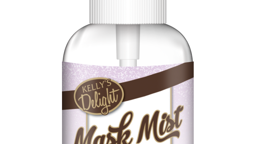 Kelly's Delight: Mask Mist, Literally Lavender Scent 2oz