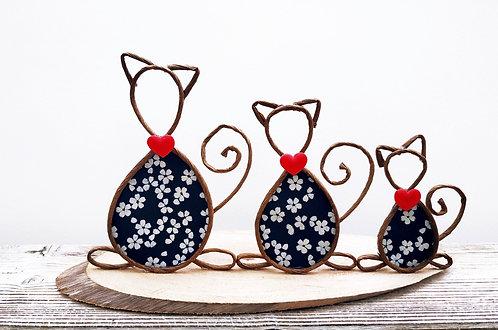 Trois ptits chats