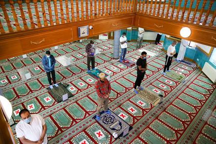Masjid Re-Opening 20/07/2020