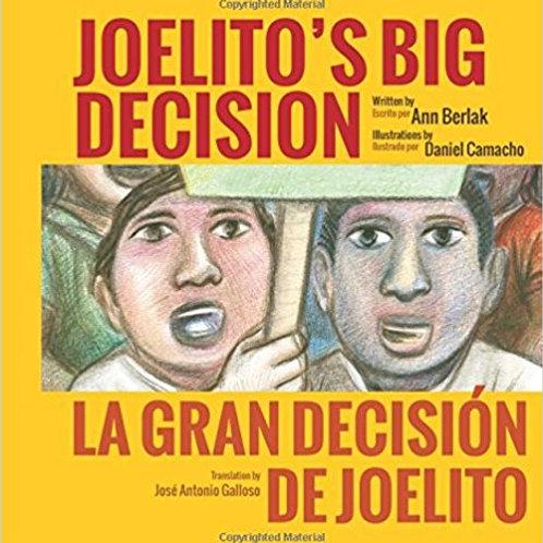 Joelito's Big Decision - Ann Berlak