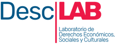 Logo del Laboratorio de Derechos Económicos, Sociales y Culturales (DescLAB)