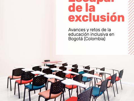 Escapar de la exclusión: 8 hallazgos de educación inclusiva en Bogotá (Colombia)