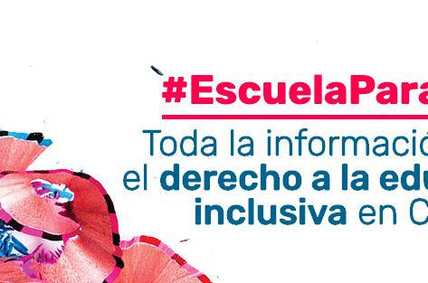 #EscuelaParaTodos: toda la información sobre educación inclusiva en Colombia