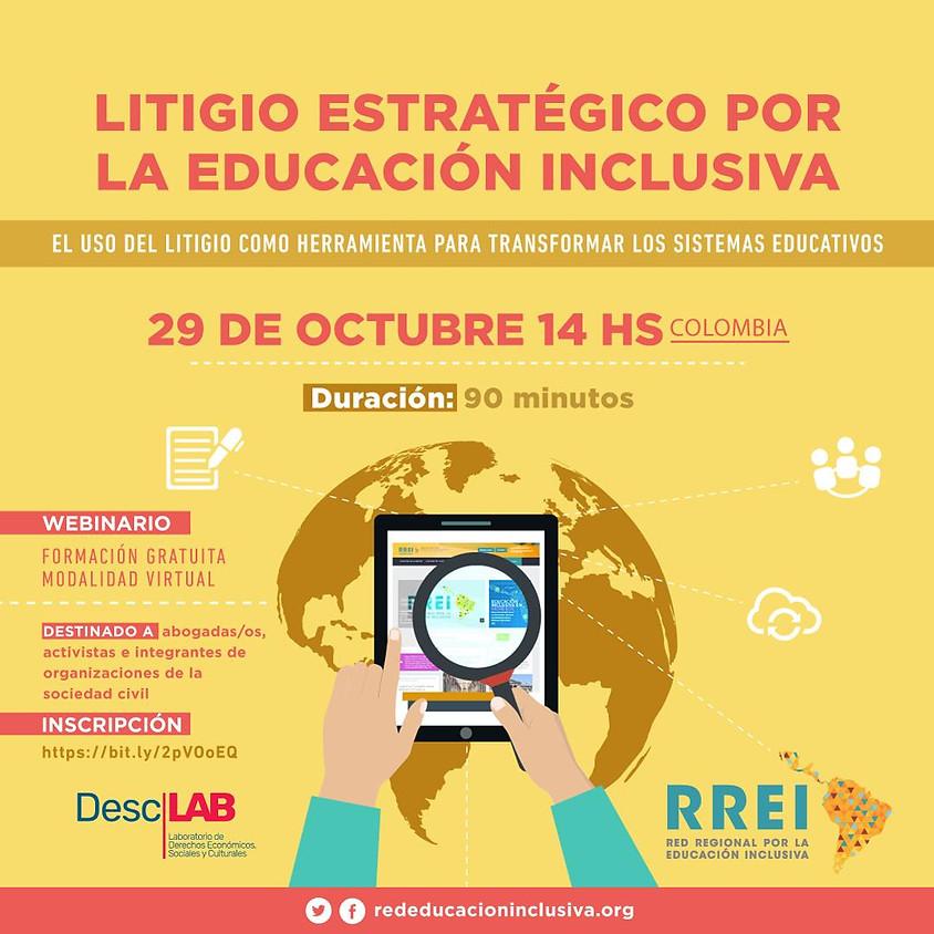 Litigio Estratégico por la Educación Inclusiva