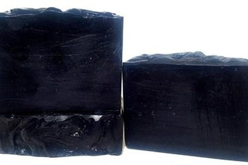 The Carbon Truth Black Charcoal & Tea Tree Facial Soap
