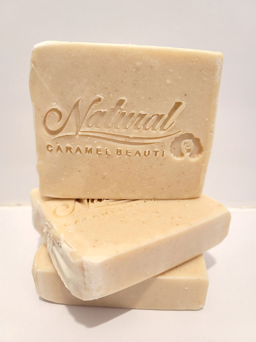 Luxurious Coconut Oatmeal Soothing Body Soap