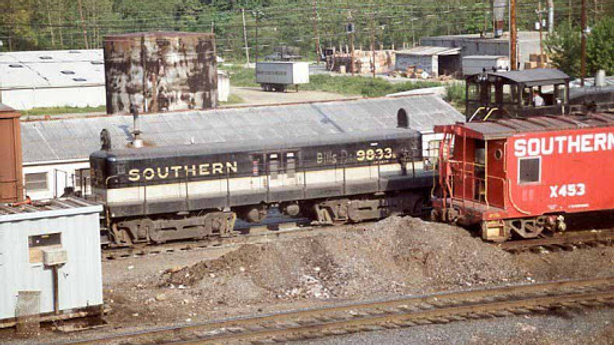 Southern/Norfolk Southern RP-B4U conversion  kit SOU-01