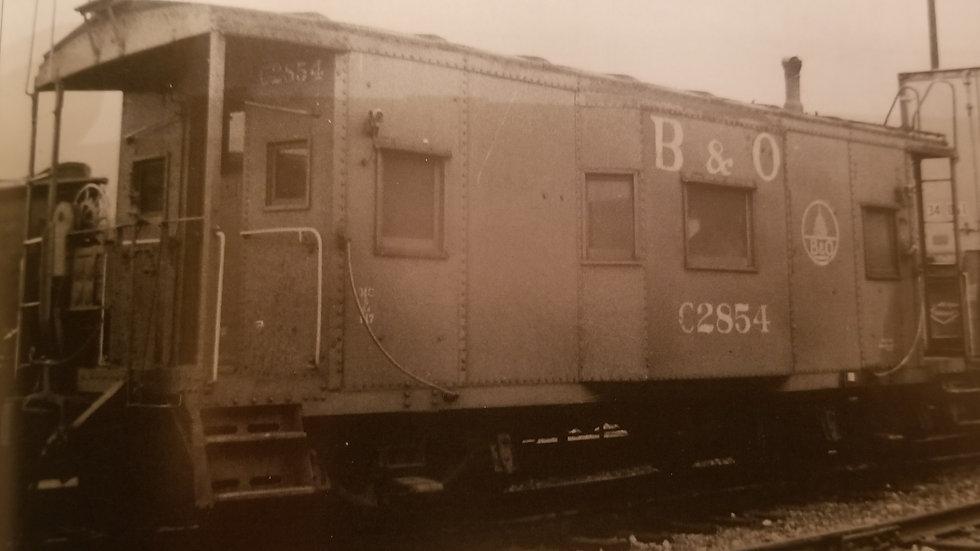 Baltimore and Ohio I-17/C-22.  B&O-02