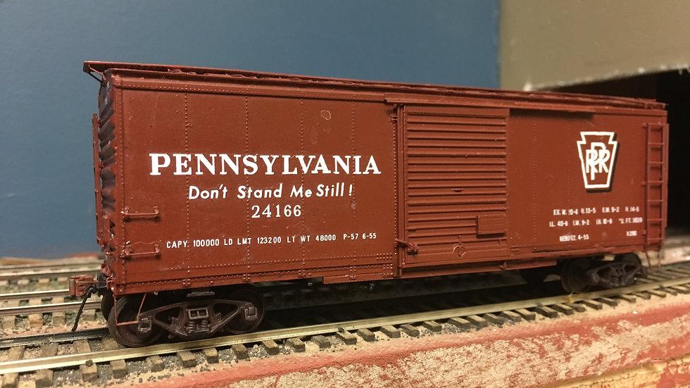 Pennsylvania Railroad X29D.  PRR-02