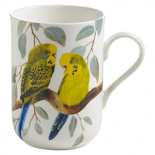 Kubek porcelanowy z kolekcji Ptaki