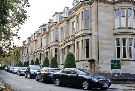 One Devonshire Gardens Glasgow