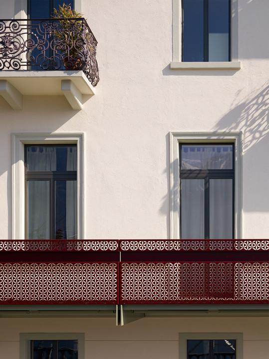 Sanierung Terrassenhaus
