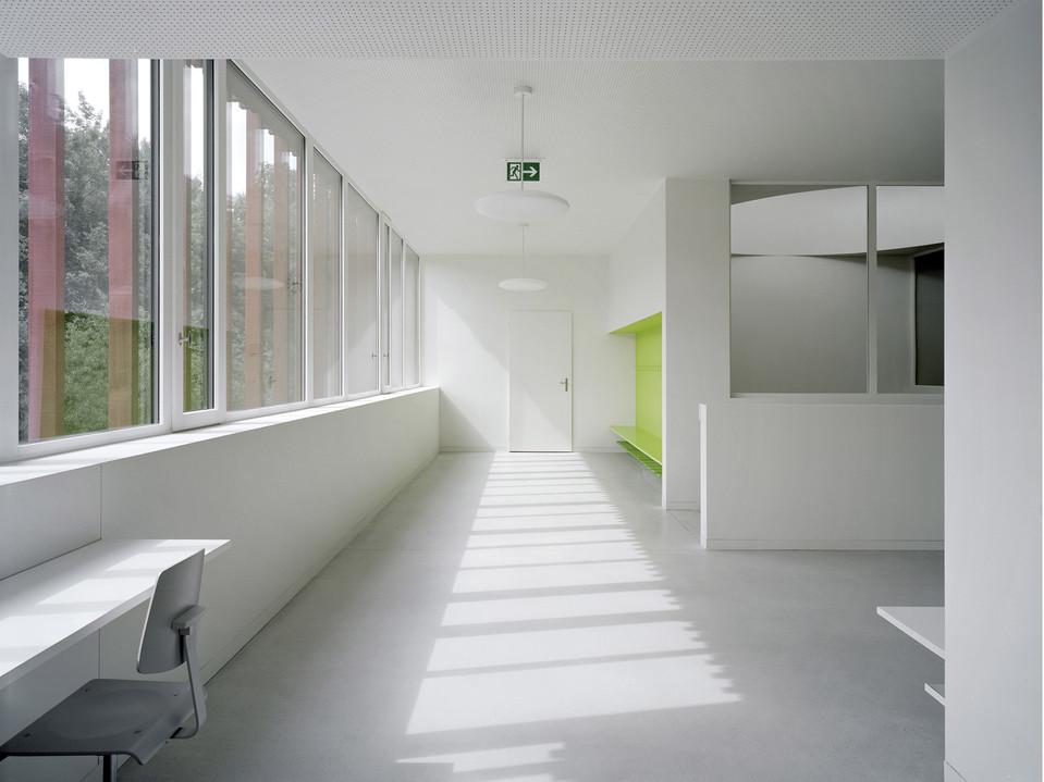 Schulhaus Büttenen