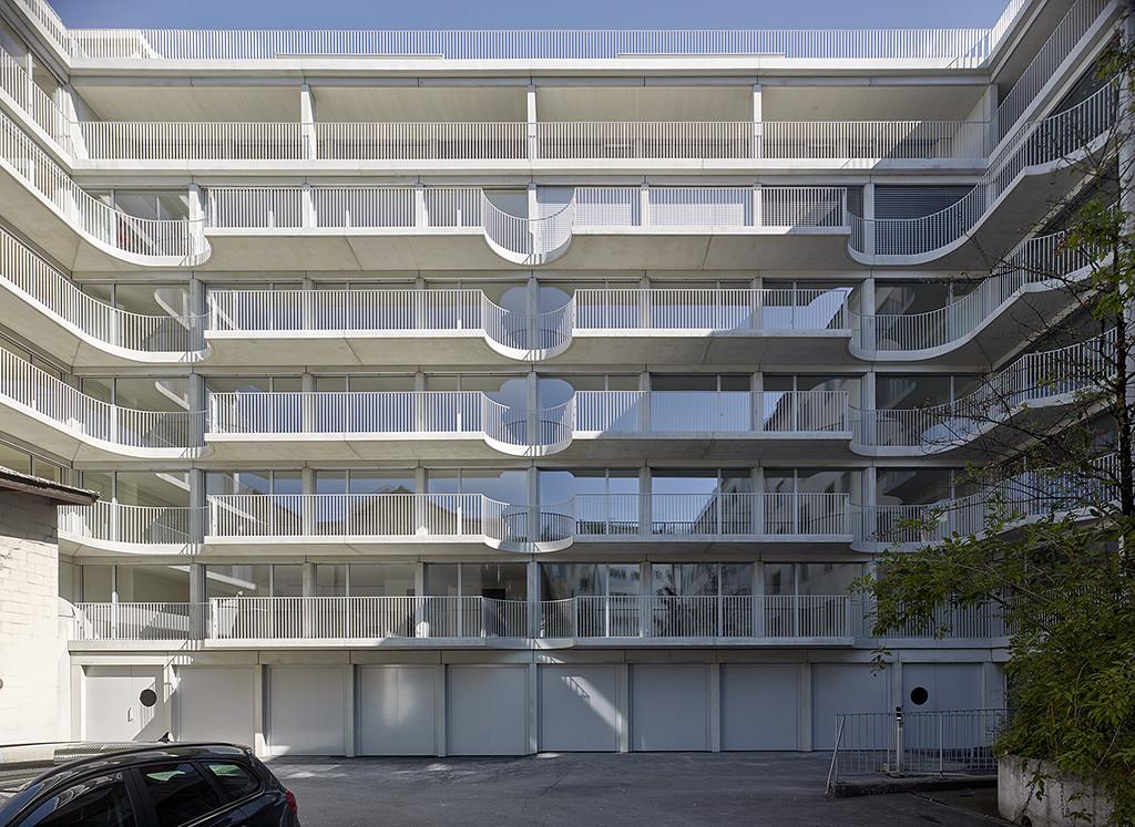 Wohn und Geschäftshaus Neustadtstrasse | Luzern