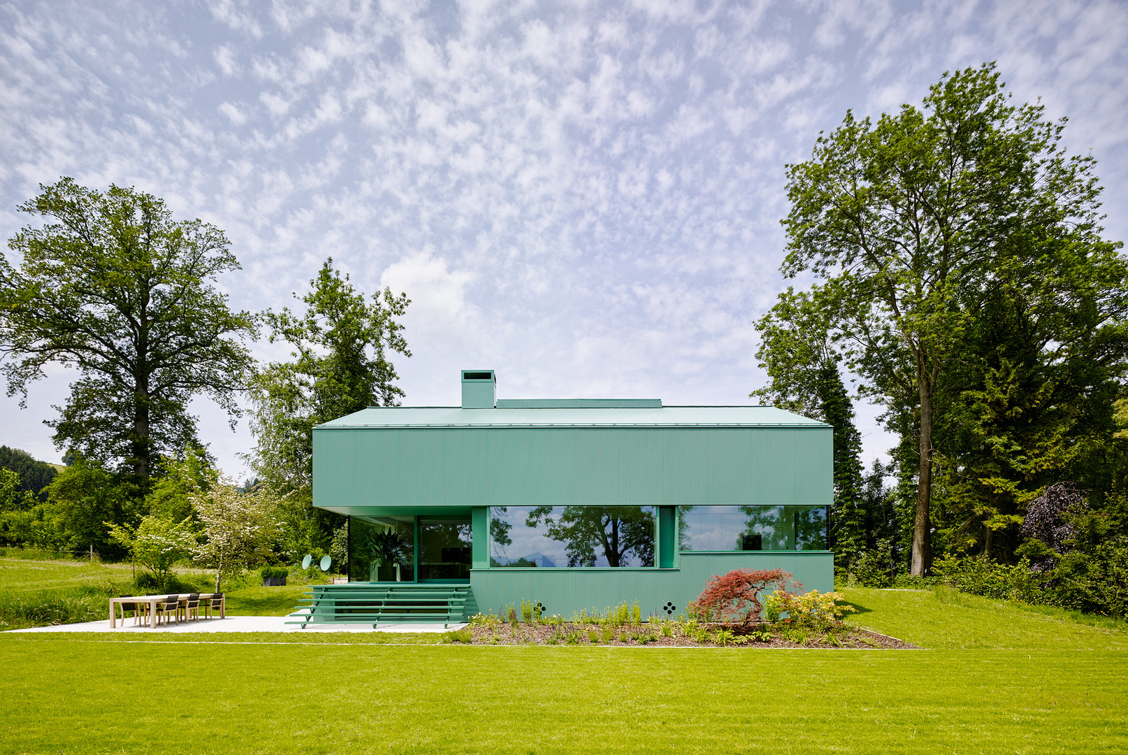 Einfamilienhaus | Seemättli